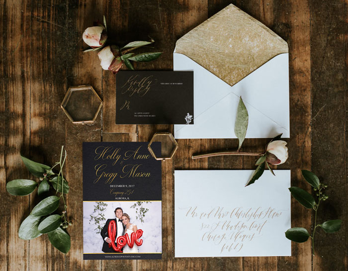 Personalized Photo Booth Print Designs