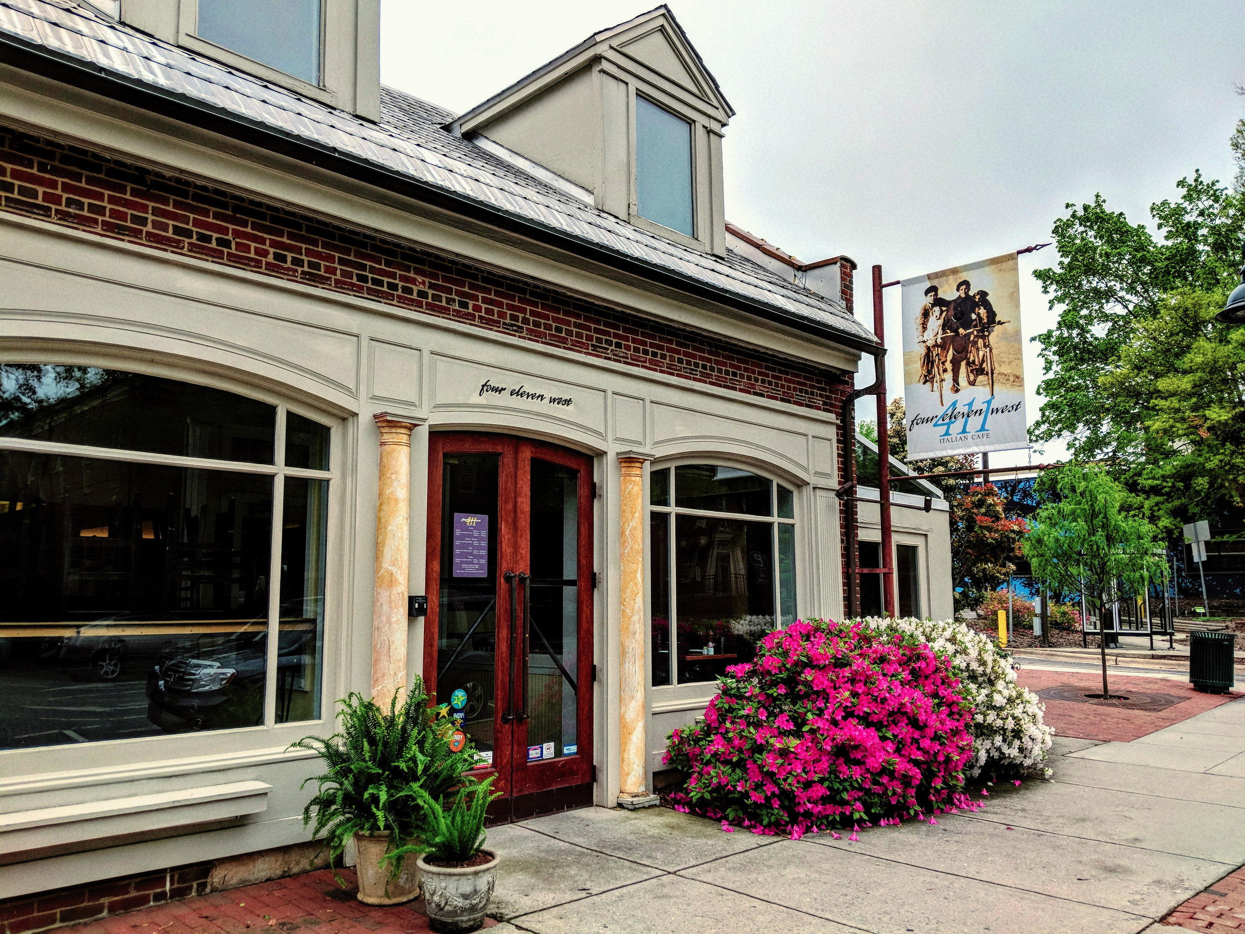 - Voted 2018 Best Italian Restaurant in Chapel Hill by Chapel Hill Magazine