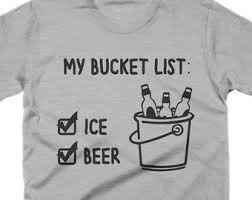Bucket List Shirt