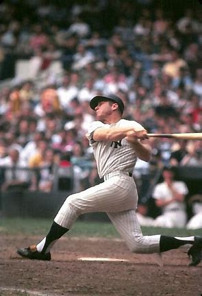 Mantle, not bunting