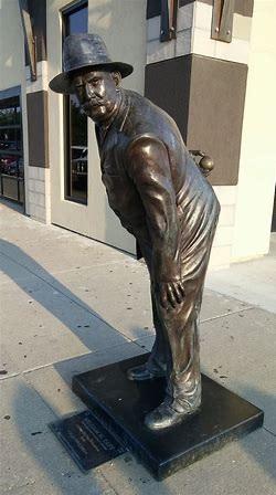 Rapid City, SD Statue of Taft