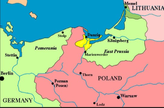 Poland and Germany, 1939