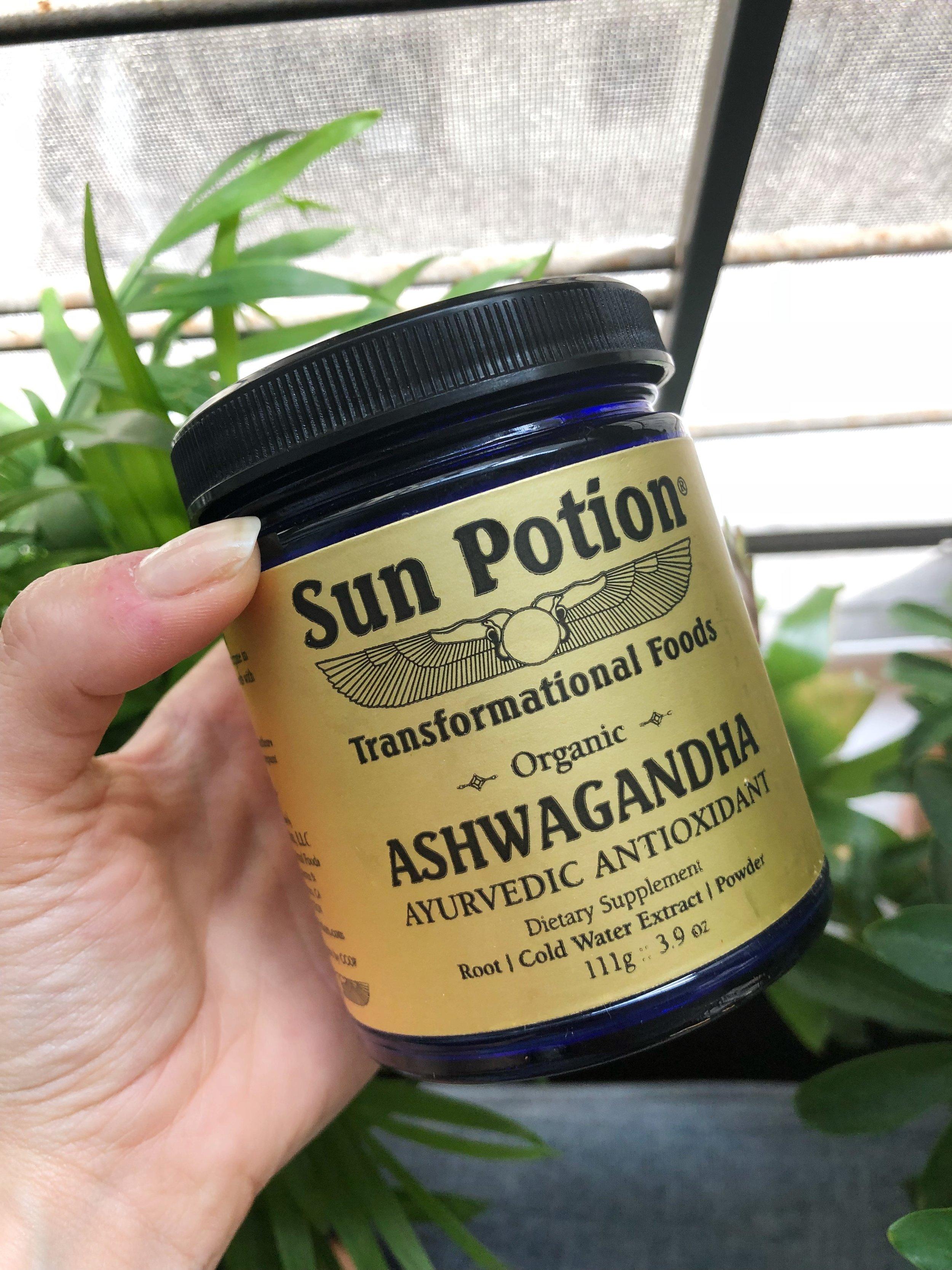 Sun Potion Ashwagandha