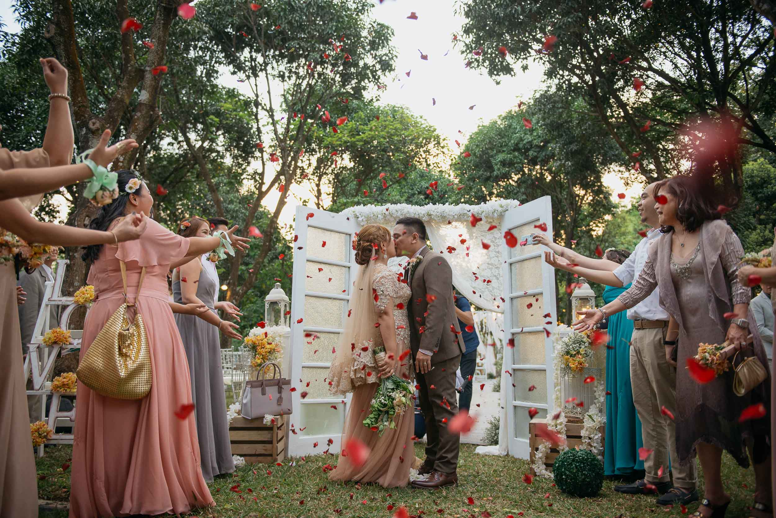 WEDDING: JACQUES & EASTER -
