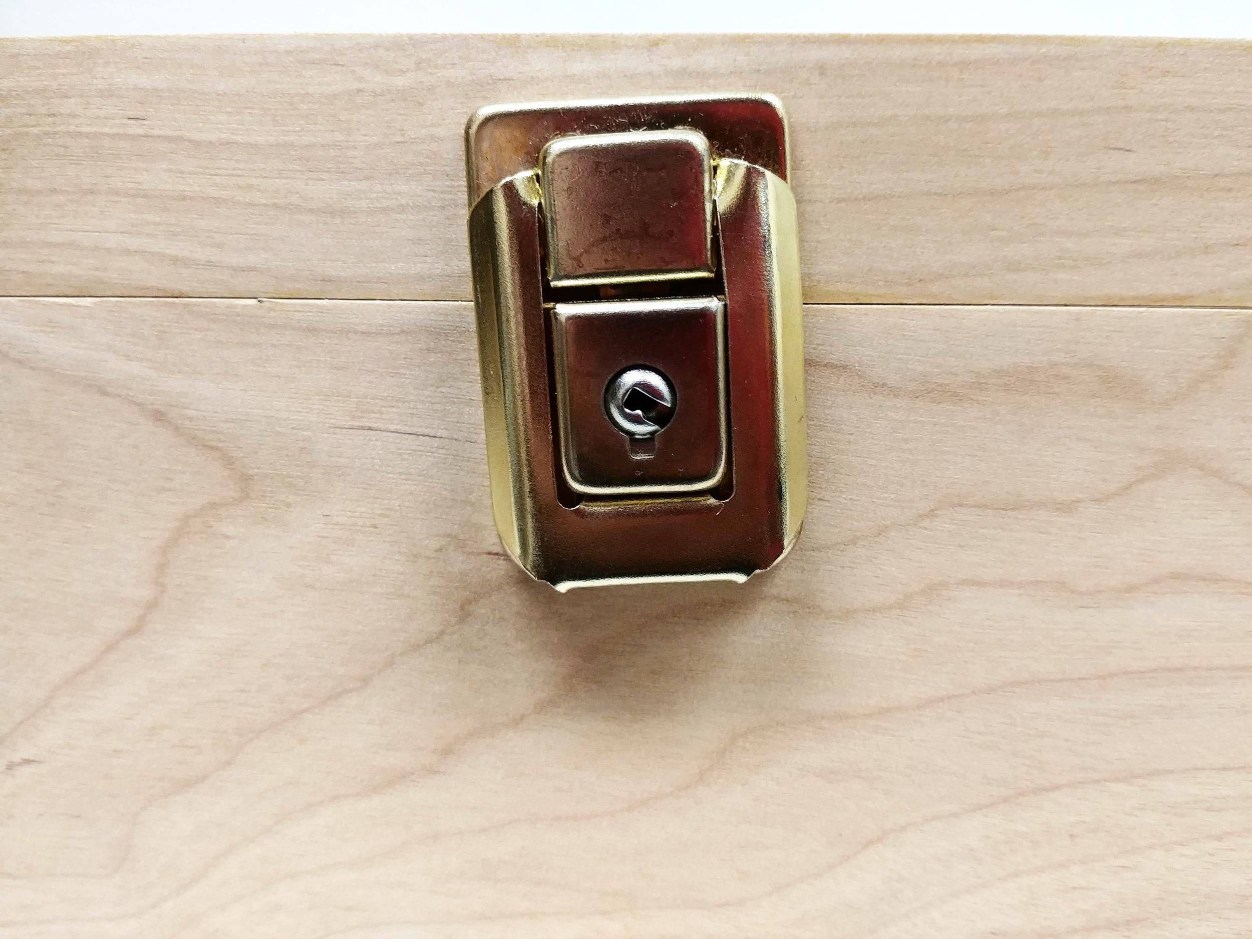 10 - 1 of 2 Brass Locks