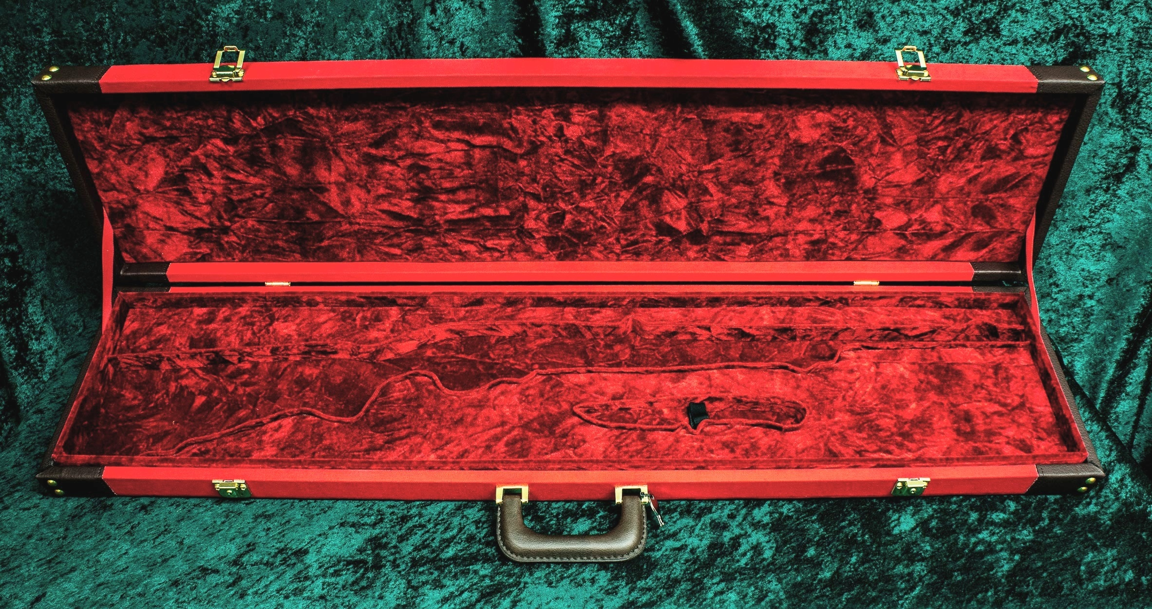 French-Fitted Carrying Case for DSP