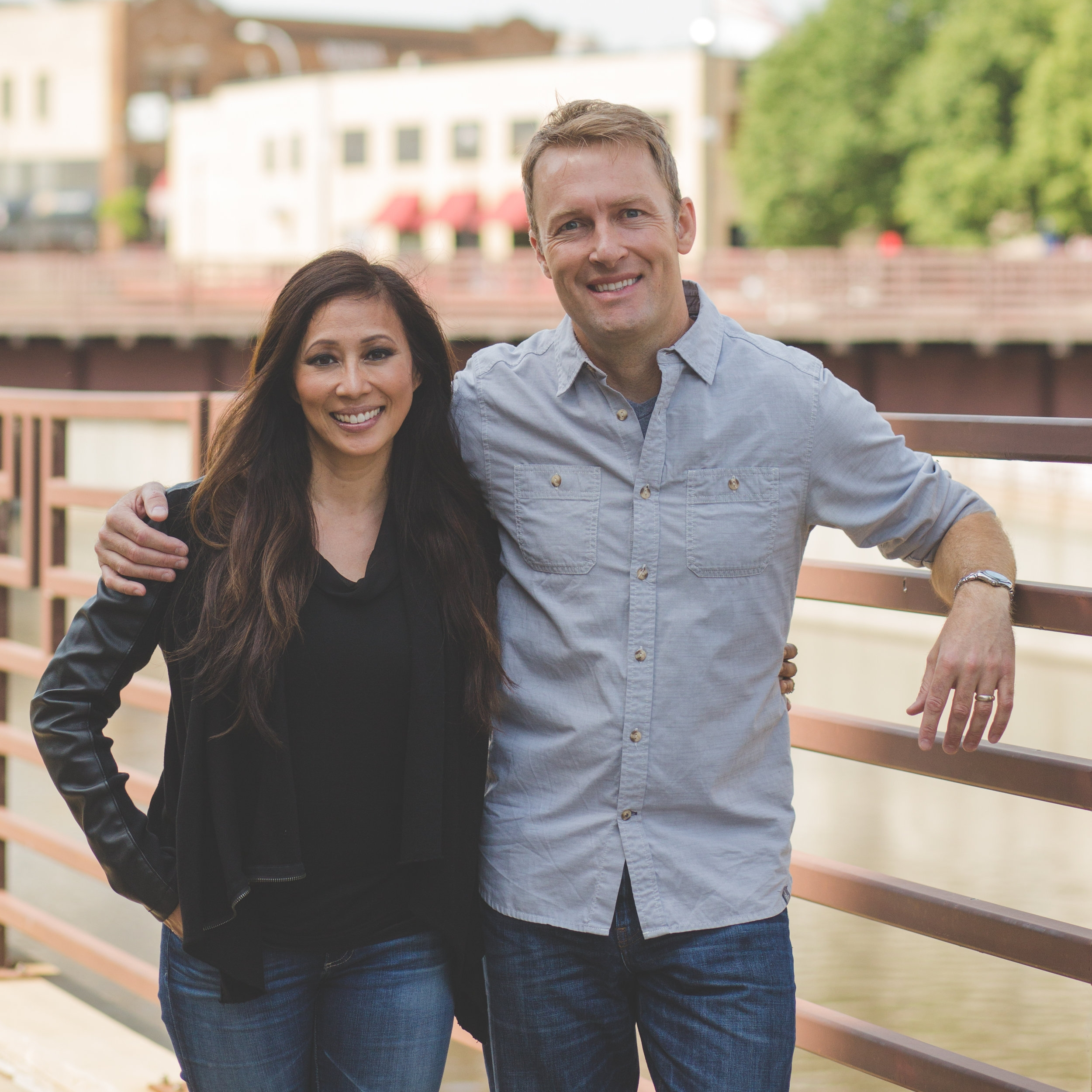 Steve & Marita Buehler  Founders
