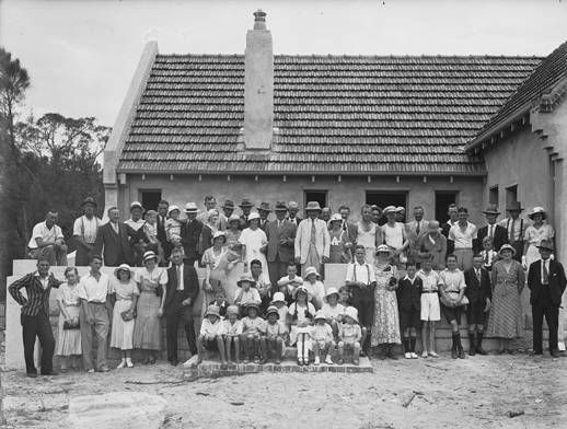 Model Homes Committee, 1934, State Library of WA 101958PD