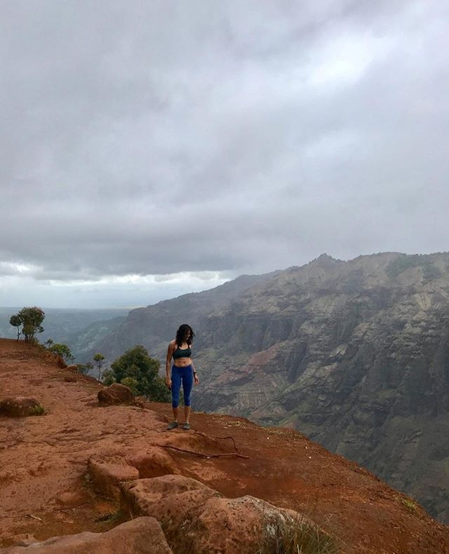 'Keep close to Nature's heart… and break clear away, once in a while, and climb a mountain or spend a week in the woods. Wash your spirit clean.'—John Muir⠀ .⠀ .⠀ .⠀ .⠀ .⠀ #kauaihawaii #hikehawaii #kauai #mountainlife #gratitude #naturelover #yogainstructor
