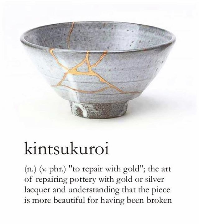 #kintsukuroi