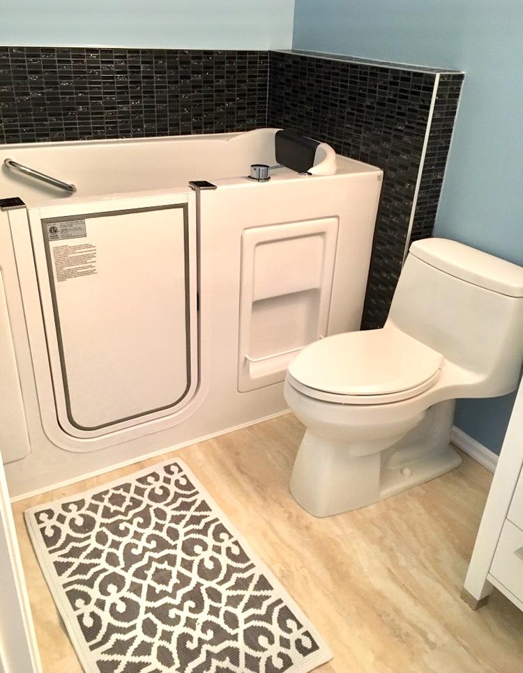 Specialty Bathroom Installation