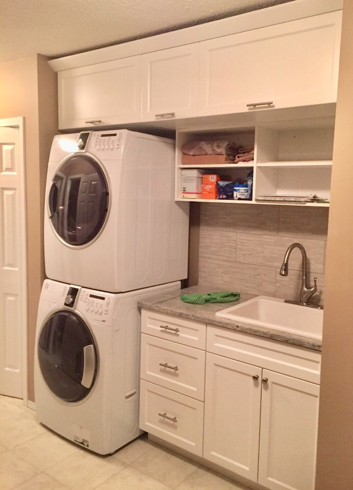 Laundry Room Remodel