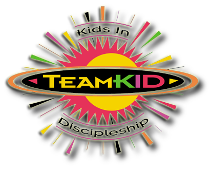 Team Kids - TEAM KIDS is our Wednesday kids study from 6:45-7:45, it is through grades 1st-5th. It is filled with fun learning activities, Bible stories, games, crafts. Our goal in this time is to disciple the kids in digging into God's word learn how to apply the Bible to their daily lives, and to connect and partner with families in the daily Christian walk.