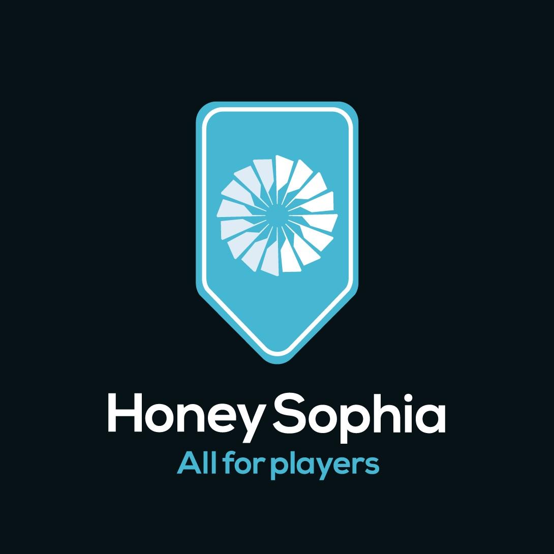Honey Sophia - 2019 - ロゴデザイン