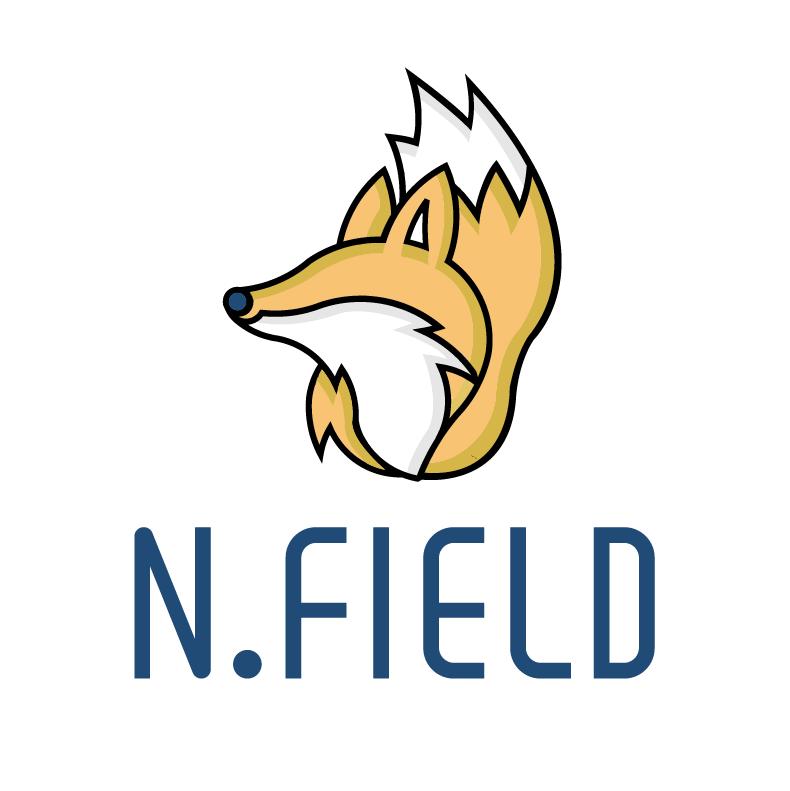 N.FIELD - 2019 - ロゴデザイン、エンブレムデザイン