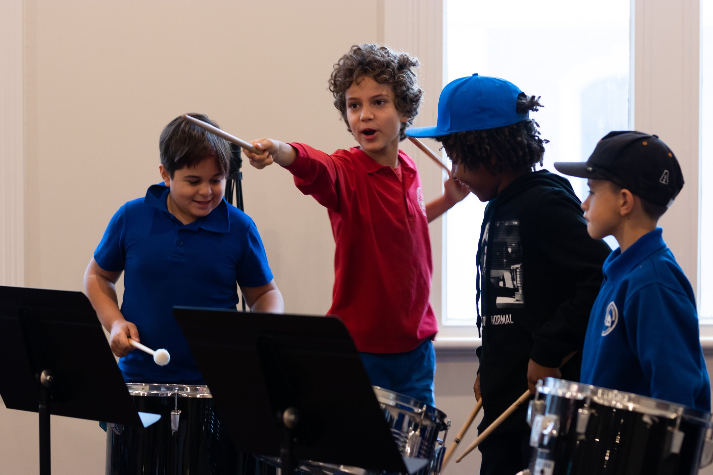 We are delighted to support Chasing Sound in growing their reach and offering more opportunities to school age students who otherwise might not have had access to Chasing Sound's offering.