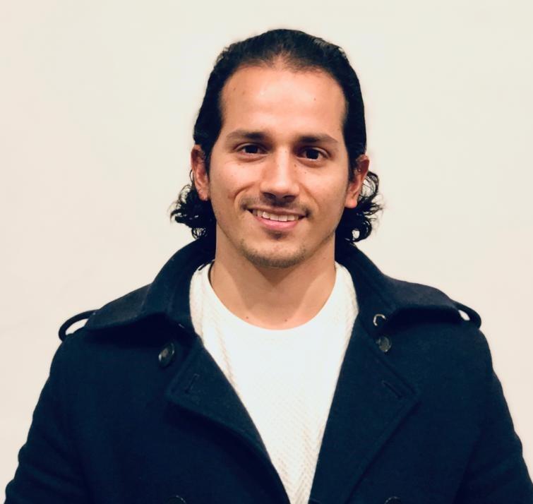 Andres Cedeno Mancheno FOUND Researcher