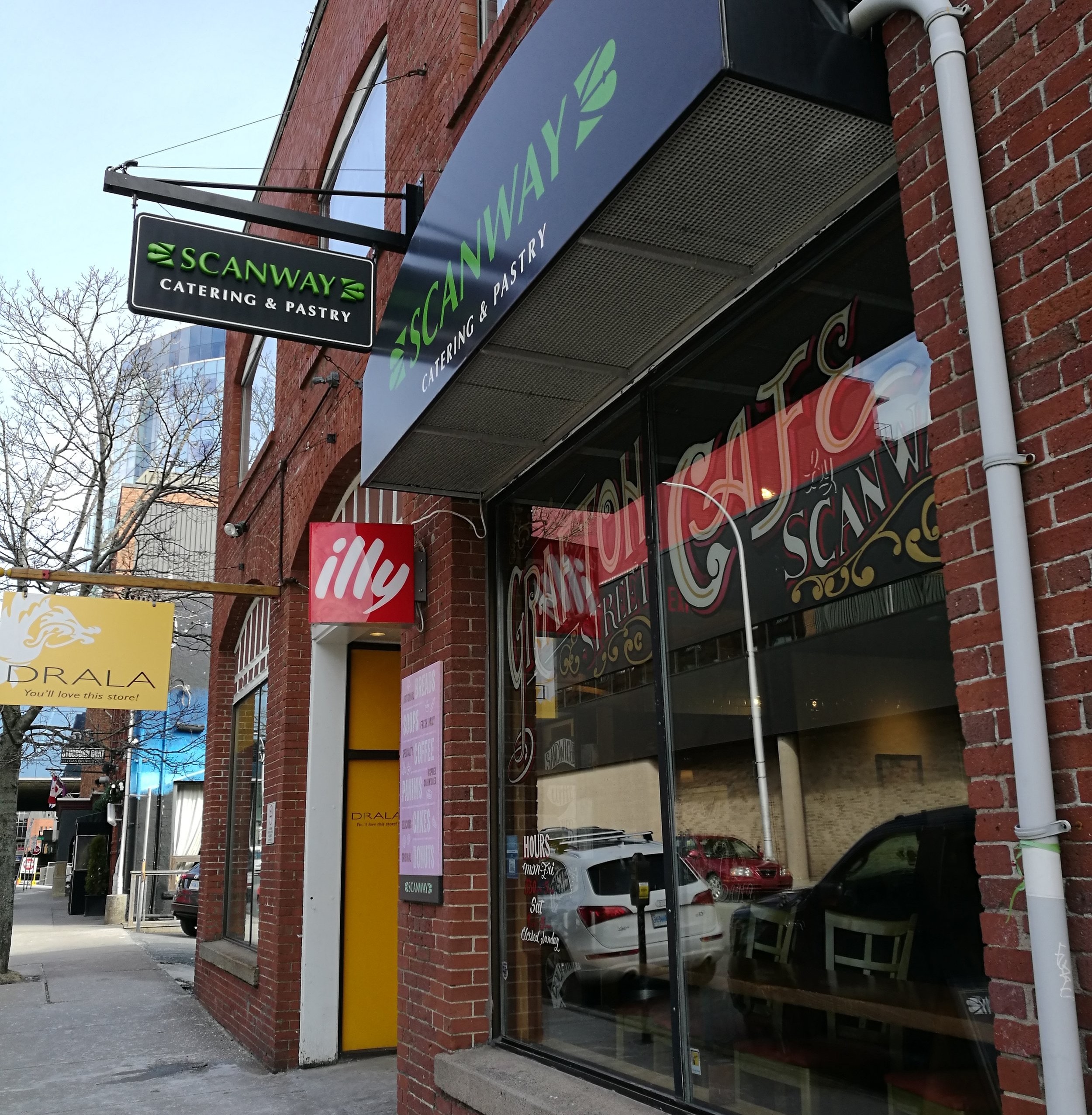 3. Grafton Cafe - by Scanway