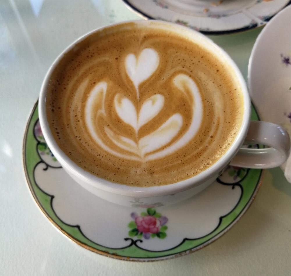 2. Dilly Dally - Coffee Cafe