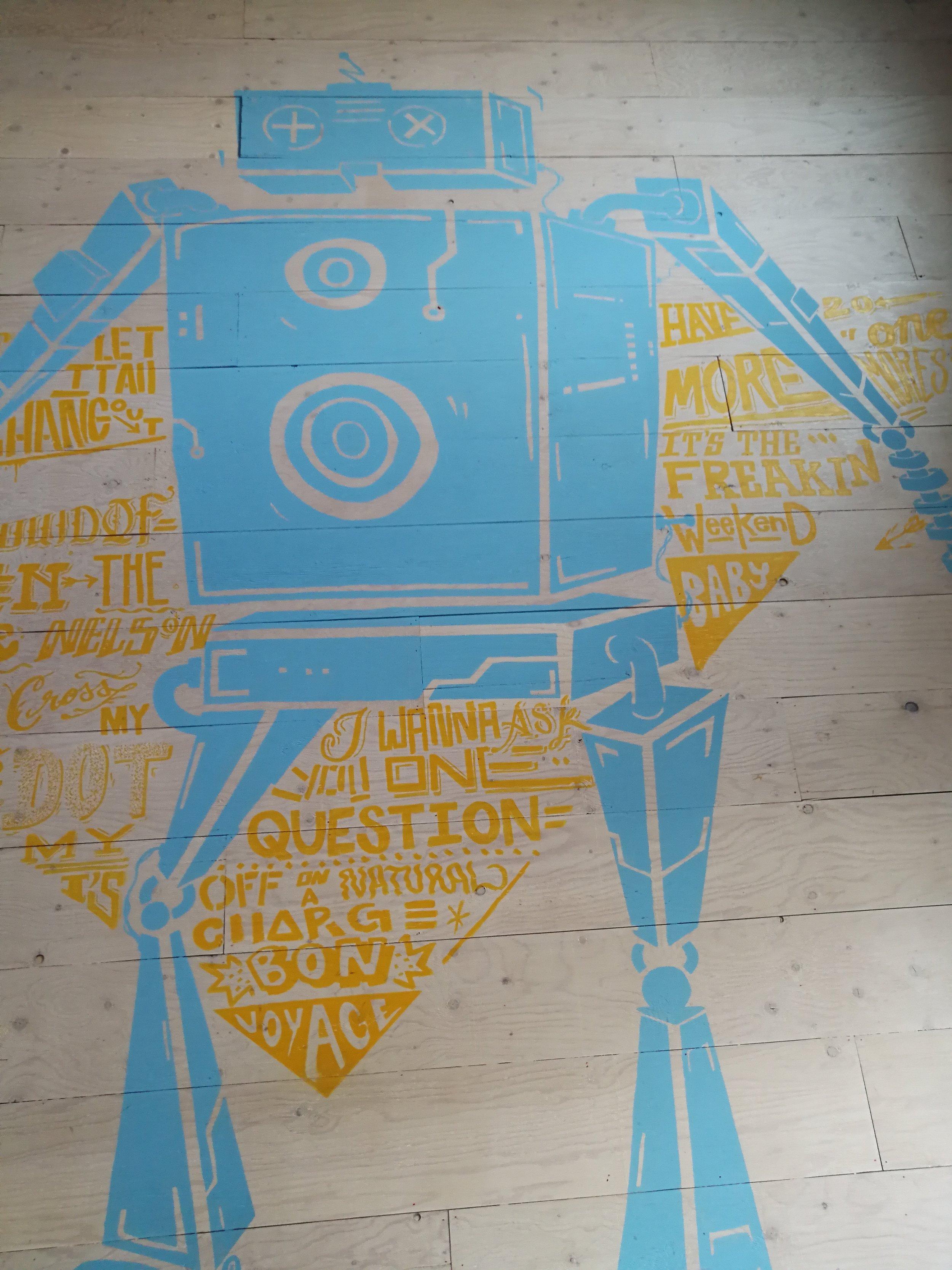 2. Good Robot - Brewing Company