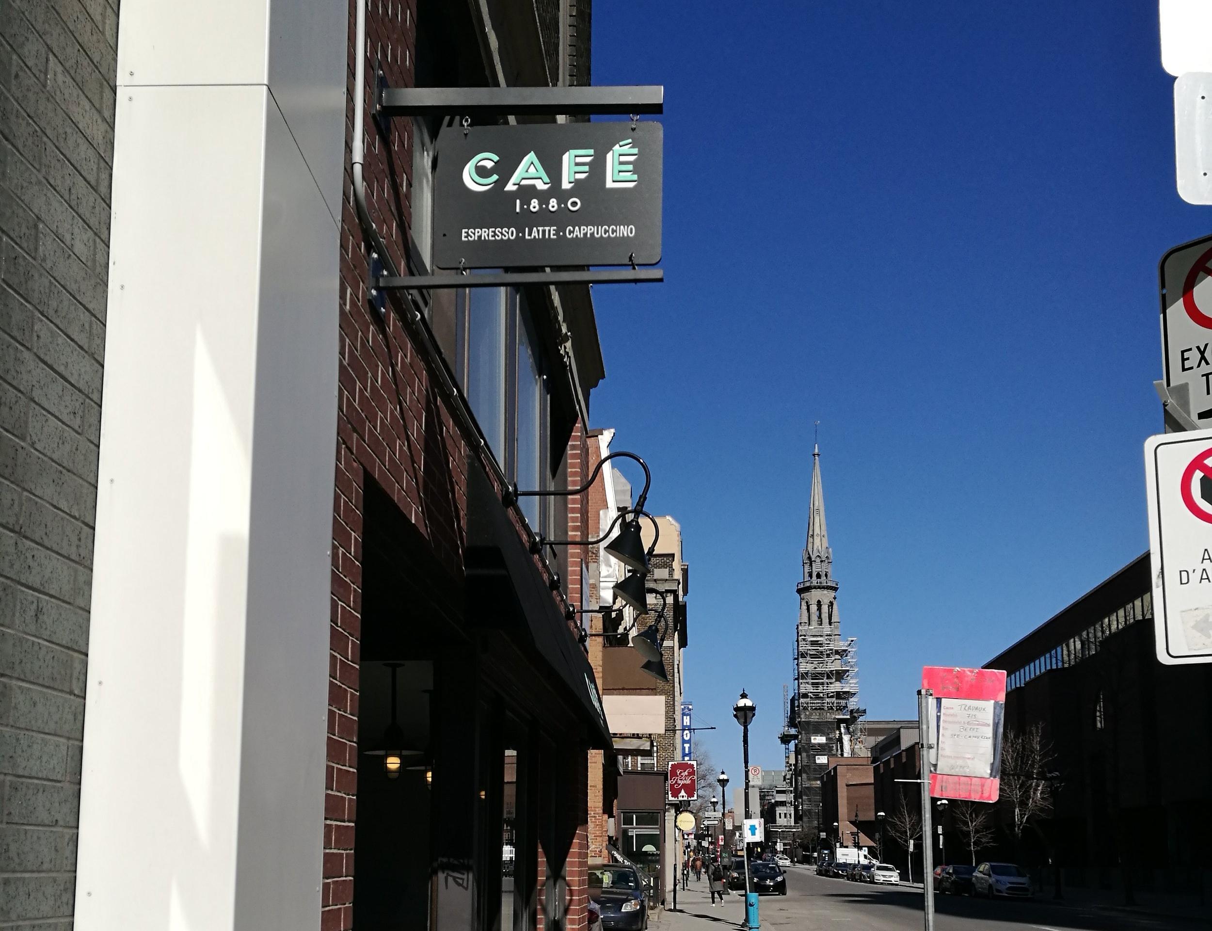 2. Café 1880 - Latin Quarter