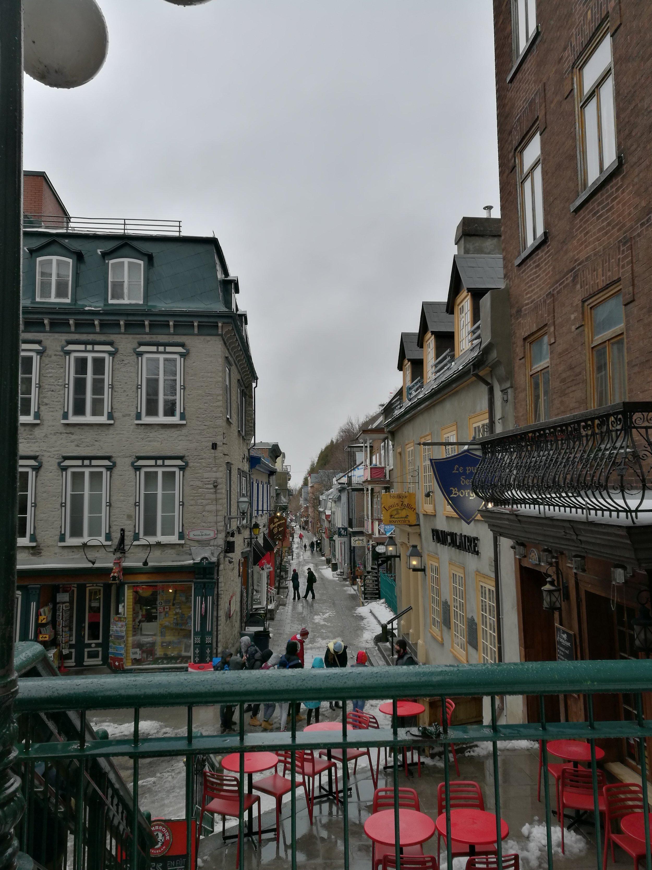 Old Québec