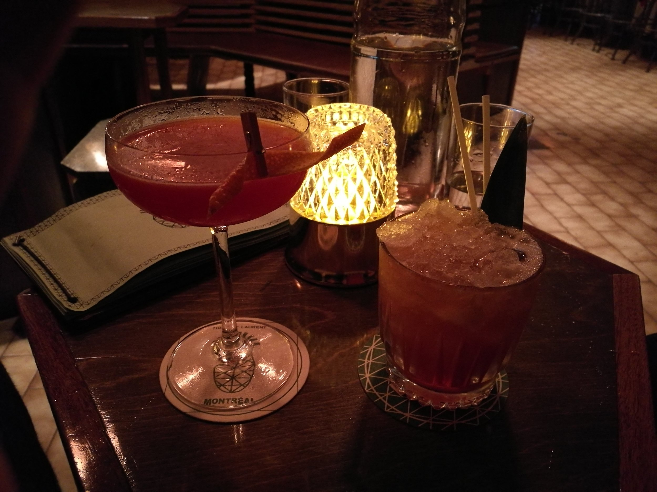 Le Mal Nécessaire bar