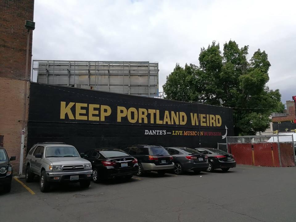 Portland Saturday Market - Old Town/Chinatown