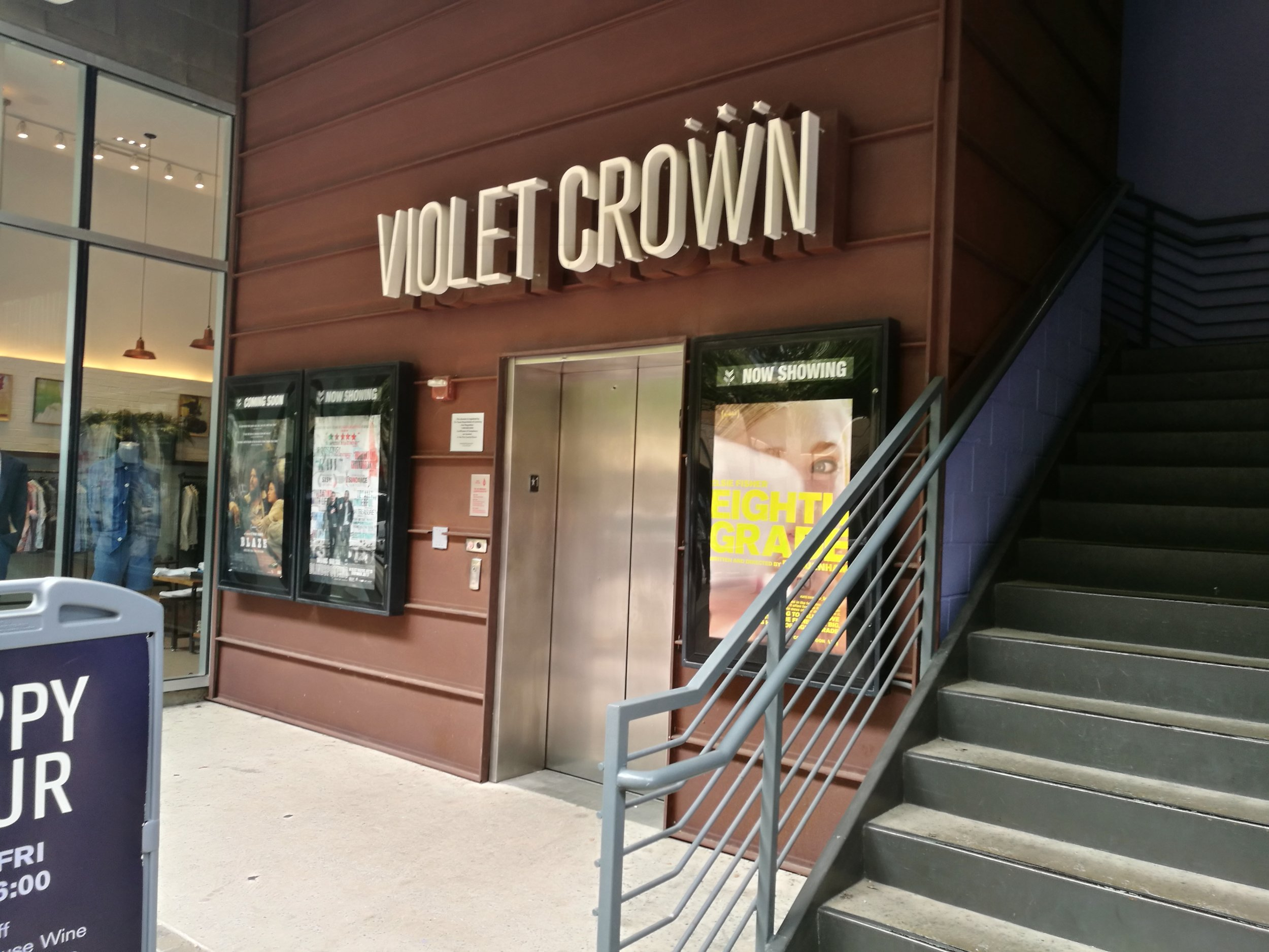 Movie Theatres - Catch a movie