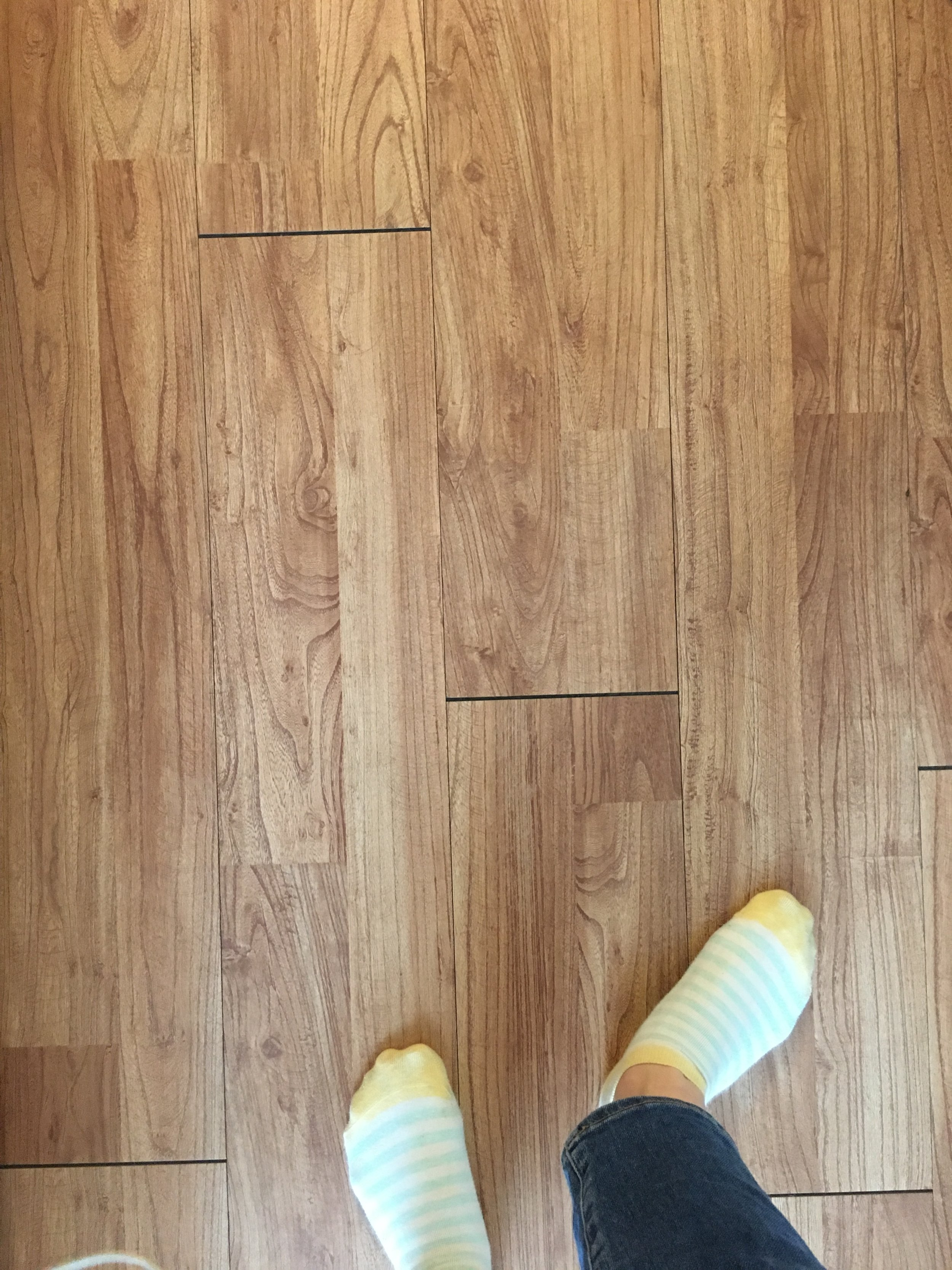 Brand new floors!!!