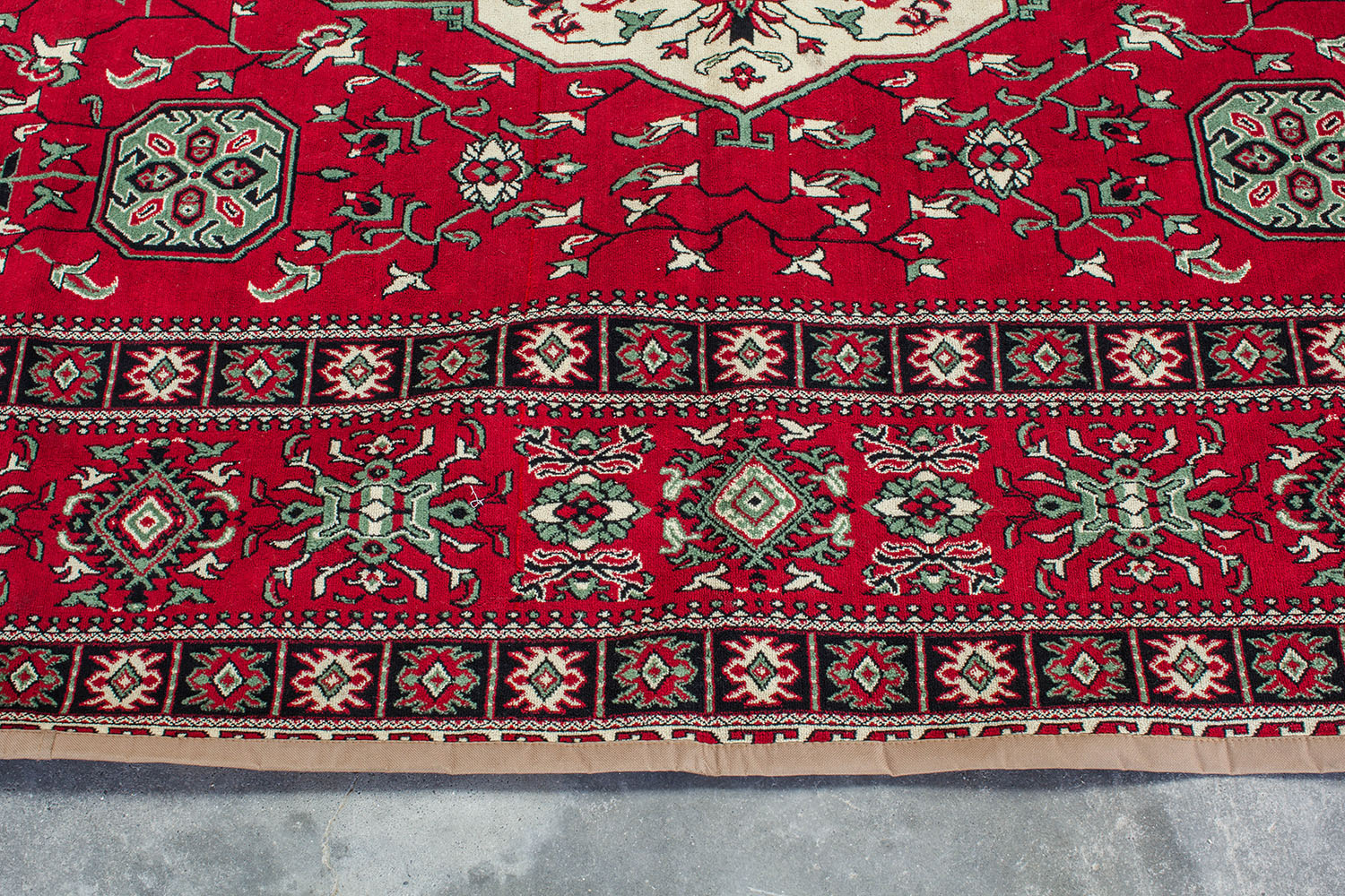 Rug-hire