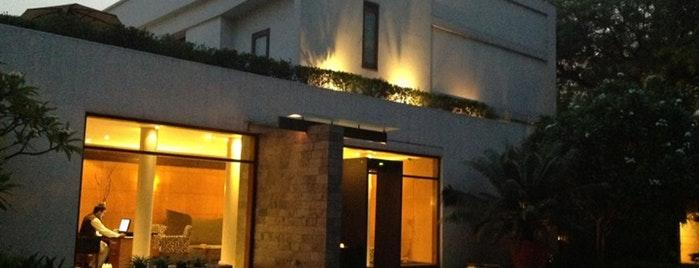 13. The Manor Hotel