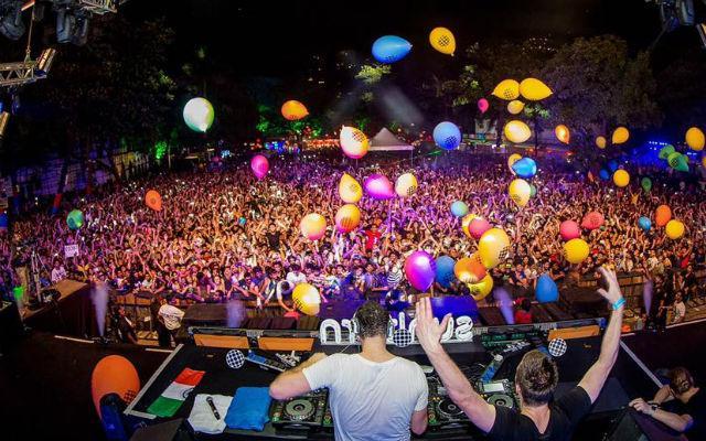 Pic credit- Facebook/Sunburn Festival