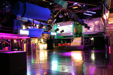 Space is the perfect nightclub to dance the night away in Florence