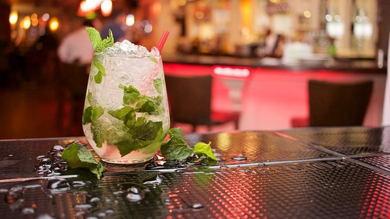 Cocktail | © StockSnap / Pixabay