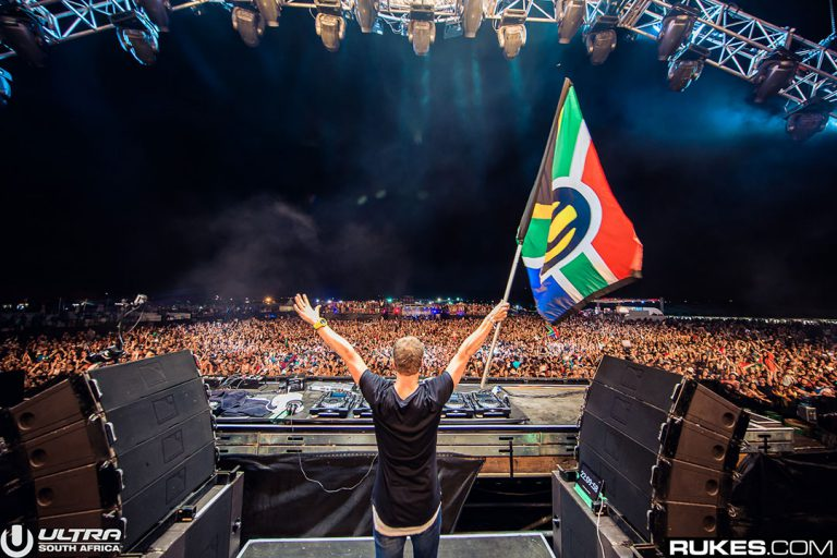 Ultra South Africa  always brings the best of International and local acts on their stage.