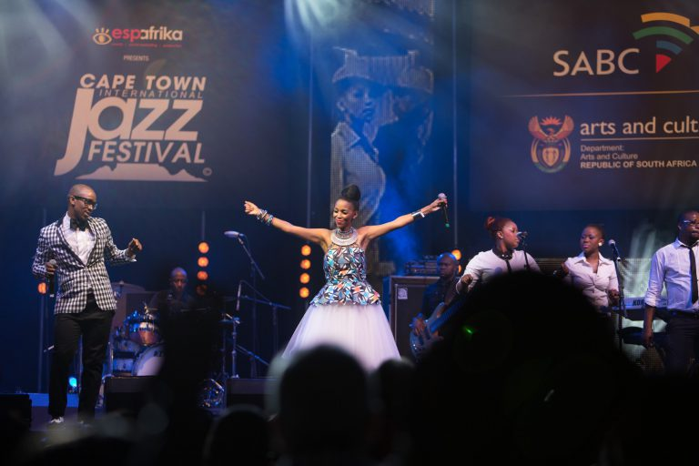 The Cape Town International Jazz Festival  celebrates 18 years this year