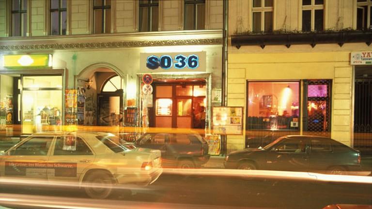 SO36 exterior |© SO36