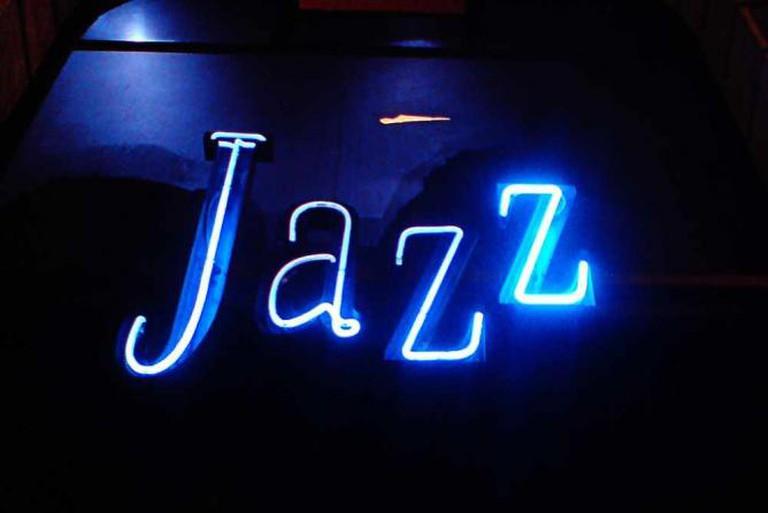 Jazz Sign   ©Fabio Venni/ Flickr