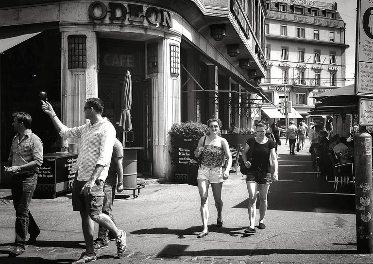 Cafe Odeon | © Thomas8047/Flickr