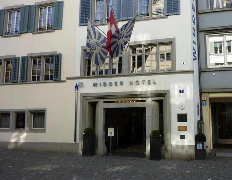Widder Hotel | © Adrian Michael/WikiCommons