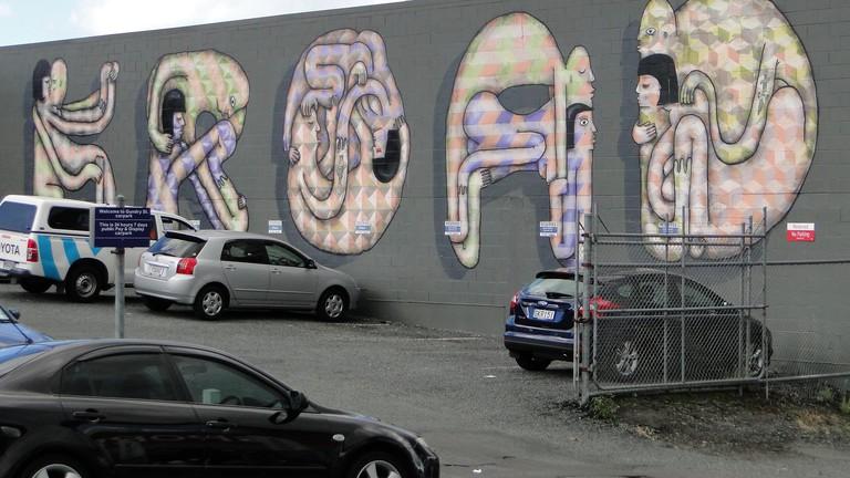 K'Road is unique in Auckland | © BadBacchus / Flickr