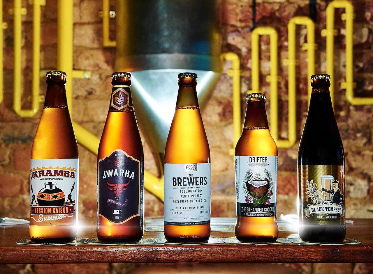 With 99 bottled beers and 22 on tap, Beerhouse is a no-brainer stop for all lovers of malt and hopsCREDIT: COPYRIGHT:GAVIN VAN DEN BERG 2016 /GAVIN VAN DEN BERG