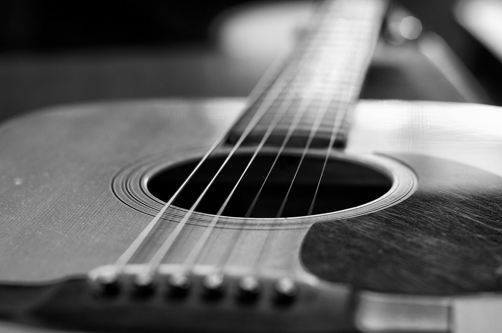 Guitar | © Alan Levine/Flickr