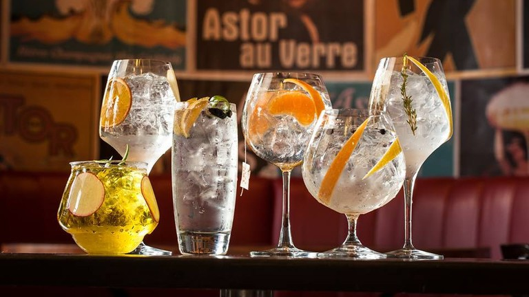Drinks at Bar Astor | Courtesy of Bar Astor
