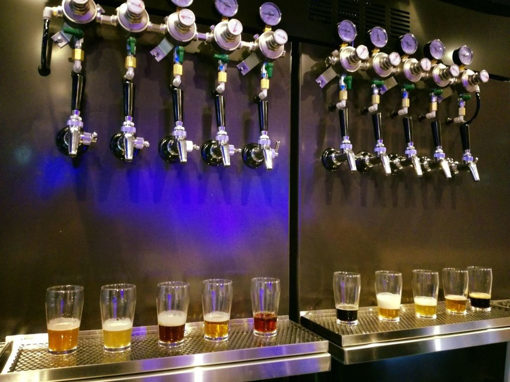 Draft Beer at LBK | © LBK Craft