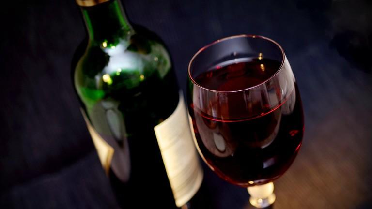Red wine  © congerdesign / Pixabay