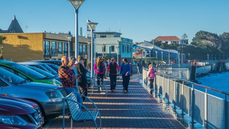 St Clair Esplanade, Dunedin    © itravelNZ / Flickr
