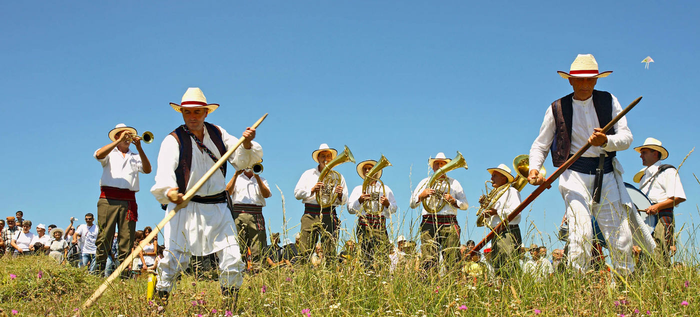 Rajac Scythe Festival, tourist event which cherishes the old Serbian tradition