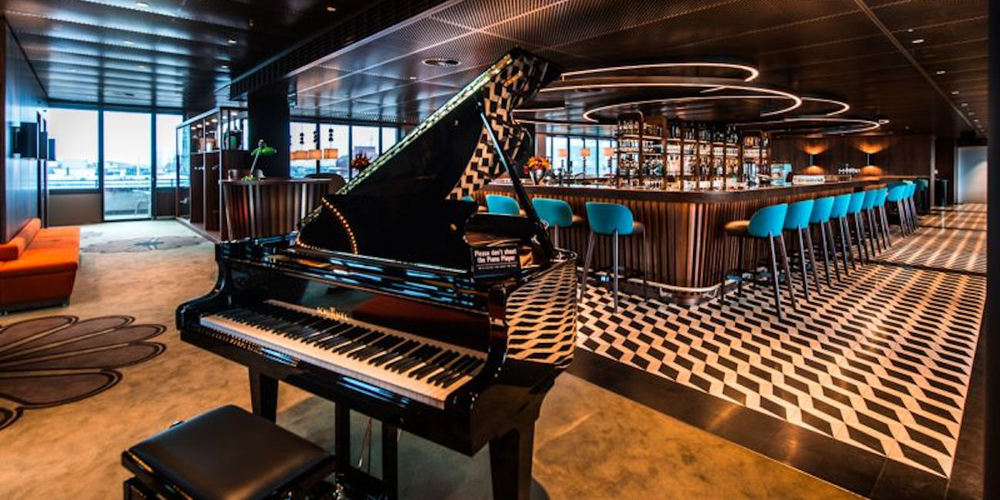 Best Bars Zurich ~ George / Photo: george-grill.ch